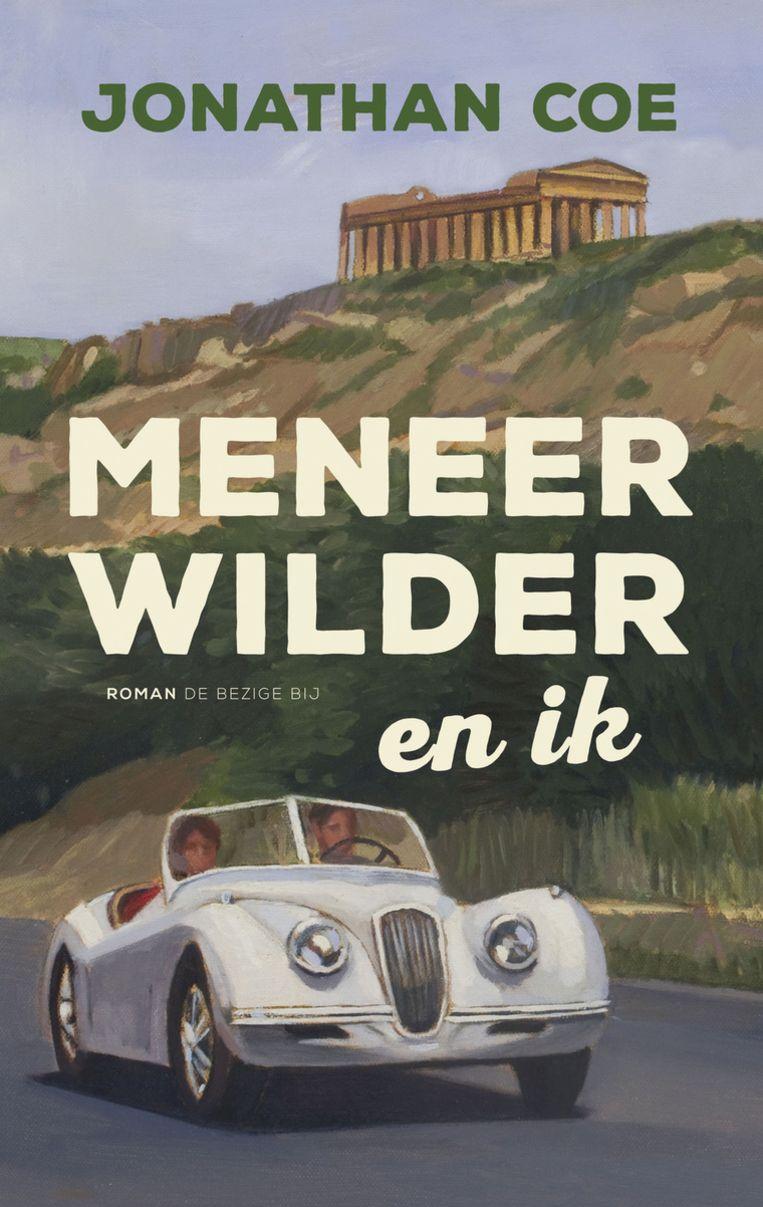 Jonathan Coe, 'Meneer Wilder en ik', De Bezige Bij, 264 p., 20,99 euro. Beeld rv