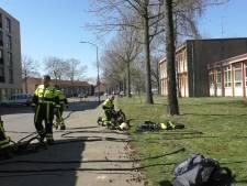 Containerbrand slaat over naar basisschool in Breda, binnenkant raakt zwaar beschadigd