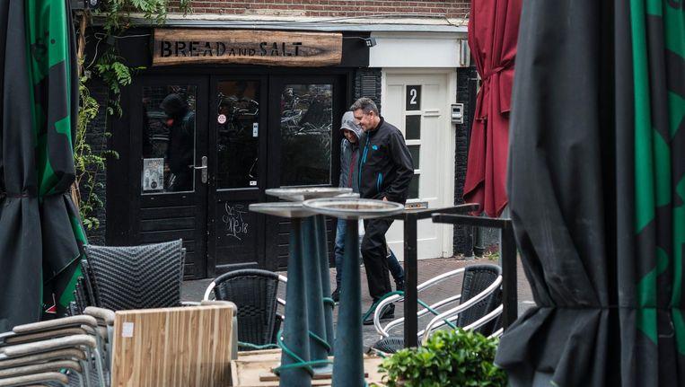 Syrisch restaurant Bread and Salt Beeld Maarten Steenvoort
