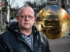 Slachtoffer autobrand in Deventer zat bij verdachte op school: 'Ga het geld niet op een kale kip verhalen'