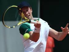 Van de Zandschulp maakt als 'lucky loser' toch debuut op Wimbledon, Thiem haakt geblesseerd af