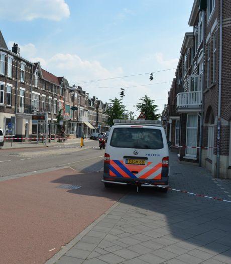 49-jarige Nijmegenaar laat flink bloedspoor achter na steekpartij en zakt in elkaar op Willemsweg: 'Hij bloedde als een rund'