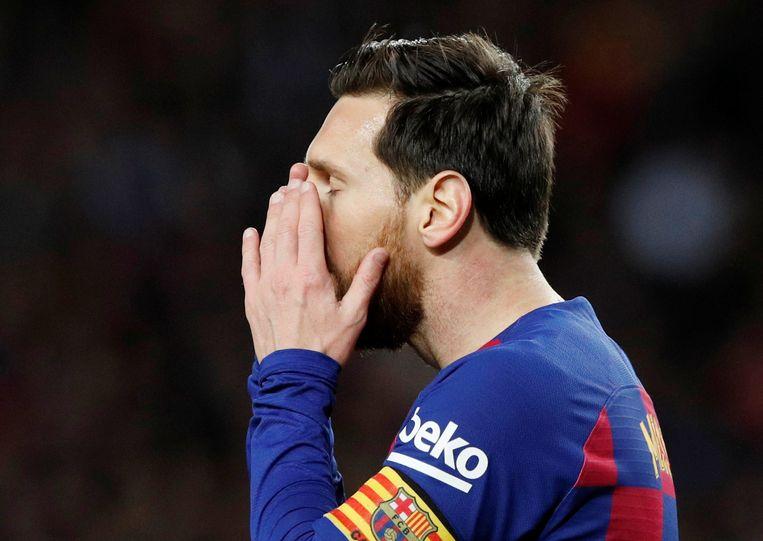 Lionel Messi. Beeld REUTERS