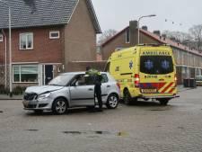 Automobilist gewond door ongeluk in Tilburg