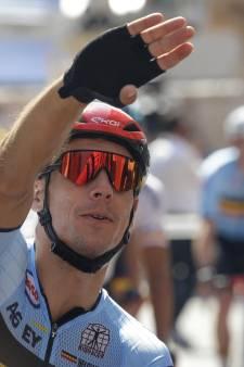 Philippe Gilbert élu au sein de la Commission des athlètes de l'UCI