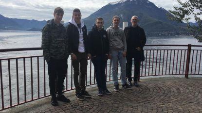 Leerlingen Sint-Lambertusinstituut doen ervaring op in Ierland, Italië en Duitsland