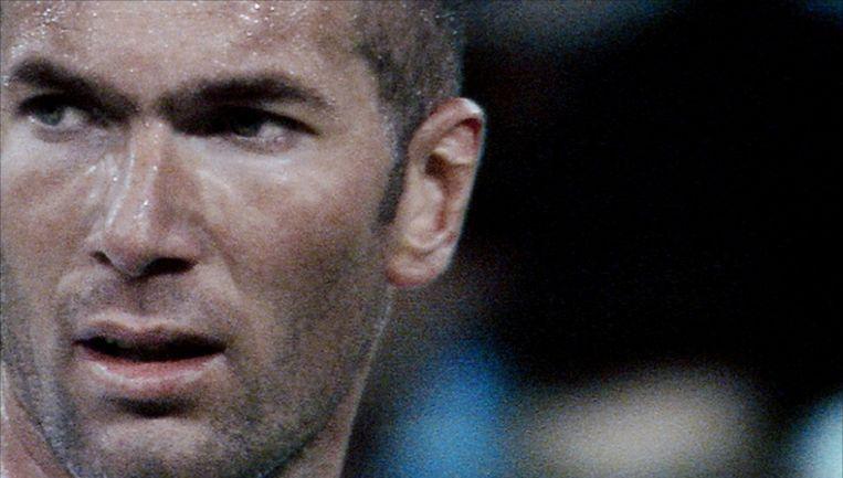 Bevreemdend en bijna hypnotiserend: 'Zidane: A 21st Century Portrait'. Beeld rv