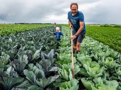 Akkerbouwer Chris: 'Biolandbouw heeft de toekomst in het Groene Hart'