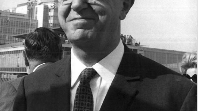 Biografie ex-premier Pierre Harmel (1911-2009)