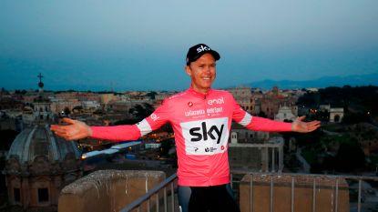 Het uitgekiende plan achter de raid waarmee Froome twee jaar geleden de Giro op zijn kop wist te zetten