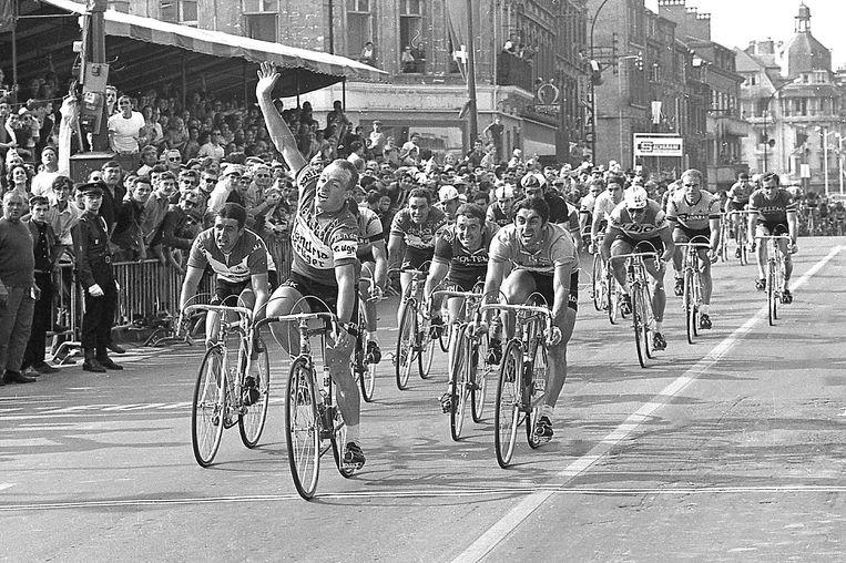 De jongeren kwamen op het idee nadat ze veel verhalen hadden gehoord over 'De Ronde van de Zwarten Hoek' die tot een aantal jaar geleden nog gereden werd. (themabeeld)