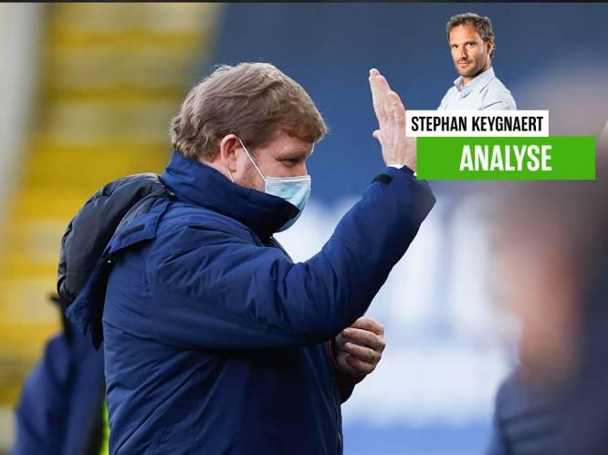 """Onze chef voetbal vraagt zich af of De Witte AA Gent nog play-off 1 ziet spelen: """"Als het had gemogen, had hij Hein eens goed geknuffeld"""""""