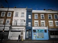 Smalste huisje van Londen staat te koop: ruim miljoen euro voor gevel van 1,7 meter