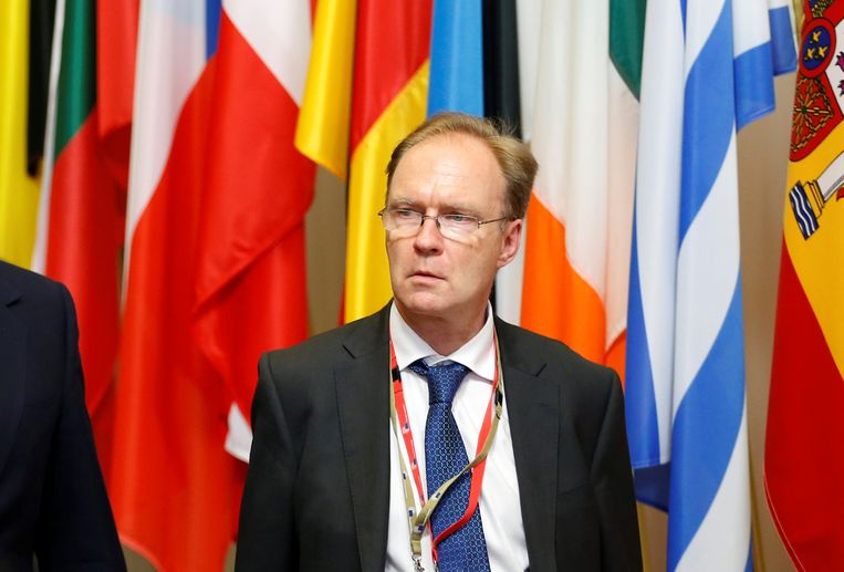 Topdiplomaat Ivan Rogers. Beeld REUTERS