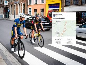 """""""'t Zuur eruit zweten"""": Wout van Aert verkent WK-finale nog eens met veldrijder en jeugdvriend Daan Soete tijdens 'tochtje' van 230 km"""