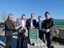 Hergebruik van beton: in Vriezenveen doen ze het