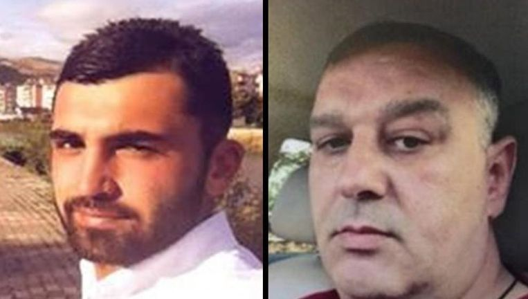 Muhammed en Fahrettin A., de twee verdachten. Beiden zijn nog voortvluchtig. Beeld Belga