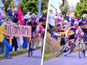 Chute massive sur le Tour de France 2020: quatre mois avec sursis requis contre la spectatrice à la pancarte