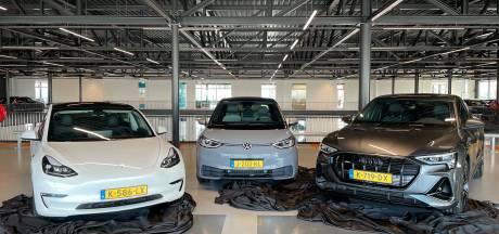 Verkiezing 'Elektrische Auto van het Jaar' kent deze keer drie winnaars