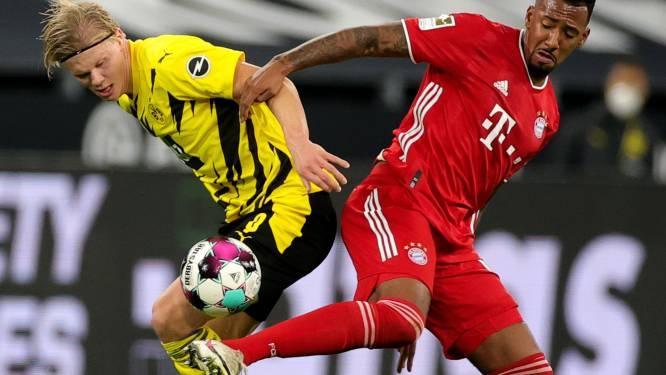 LIVE (18u30). Bayern München ontvangt Dortmund voor 'Der Klassiker'