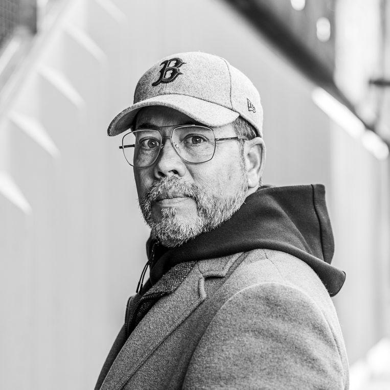 Ben Smit: 'Ik heb altijd al de neiging gehad om iedereen te vertellen hoe gezellig het in Tilburg is, en hoe goed je het hier kunt hebben.' Beeld Jiri Büller