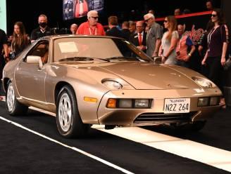 Tom Cruise reed met deze Porsche in 'Risky Business', opbrengst 50 keer meer dan normaal