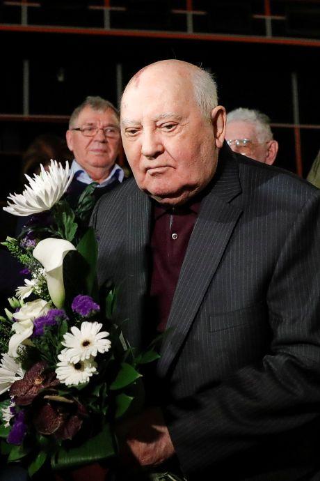 Mikhaïl Gorbatchev, dernier dirigeant de l'URSS, fête ses 90 ans