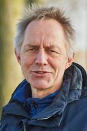 Landschapsarchitect Hans van Engen.