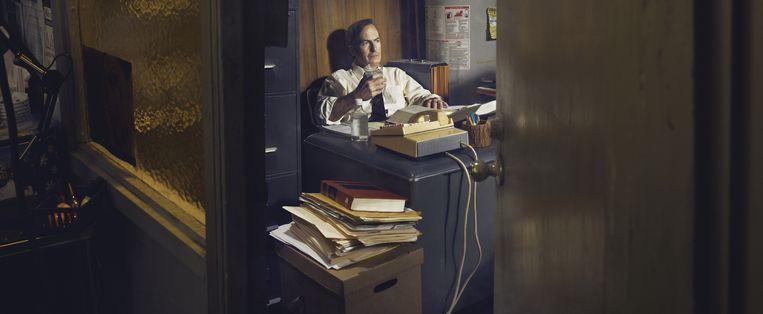 AMC, de grootste tegenhanger van HBO, mikt op spin-offs als Better Call Saul. Beeld Ben Leuner/AMC