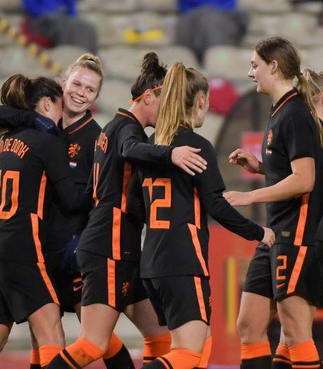 Leeuwinnen oefenen tegen Italië en Noorwegen op weg naar Spelen