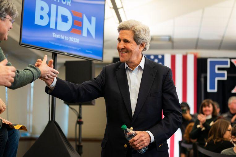 John Kerry Beeld EPA