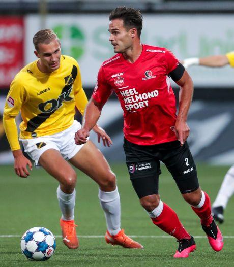 Helmond Sport zonder Guus Joppen, maar met vertrouwen naar Almere City FC