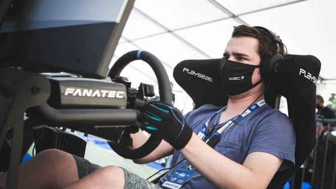 Naast rallyrijders strijden in Ieper gamers voor titel van eSports WRC Wereldkampioen 2020