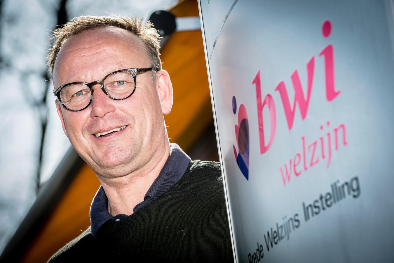 Mark Inja is directeur van de Brede WelzijnsInstelling van de gemeente Woensdrecht.