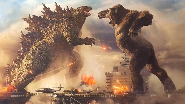 Godzilla vs. Kong Beeld rv