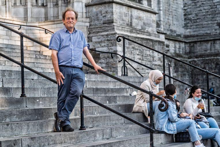 Rik Torfs: 'Grondige hervormingen zijn nodig. Zo is het onaanvaardbaar dat er nog altijd geen onafhankelijke rechtbanken zijn binnen de kerk. Dan zal er altijd verdoezeld worden.' Beeld Tim Dirven