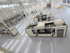 Racewagens Alfa Romeo krijgen vaker onderdelen geprint door Eindhovense machine