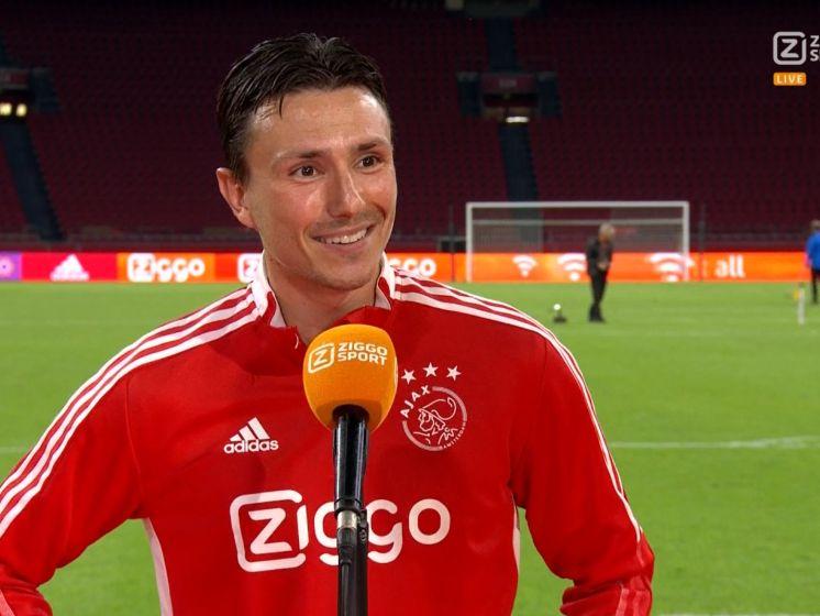 Ajax-fans geven Berghuis warm welkom: 'Emotie zou ik ook snappen'