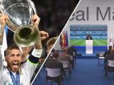 Sergio Ramos neemt afscheid van Real Madrid