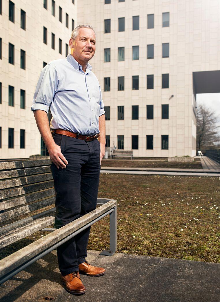 Marcel Levi. Beeld Harmen de Jong