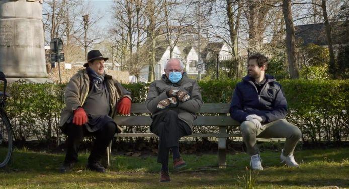 Parodie voor de docureeks Gentbrugge.