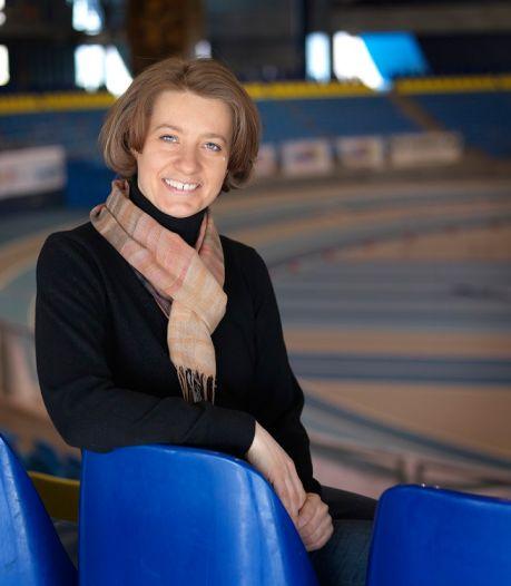 """Caroline Jannes is psychologe op de Topsportschool in Gent: """"Ik luister vooral, jongeren in de topsport worden al genoeg gestuurd"""""""