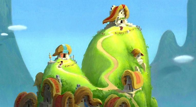 Pacha's dorp.