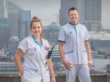 Hoe beleefden verpleegkundigen de coronacrisis? 'Ik vond het heel spannend, maar je gaat gewoon'