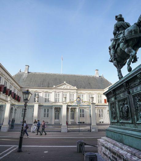 Den Haag compleet uitgestorven tijdens 'bescheiden' Prinsjesdag: 'Er is vandaag niets te zien'