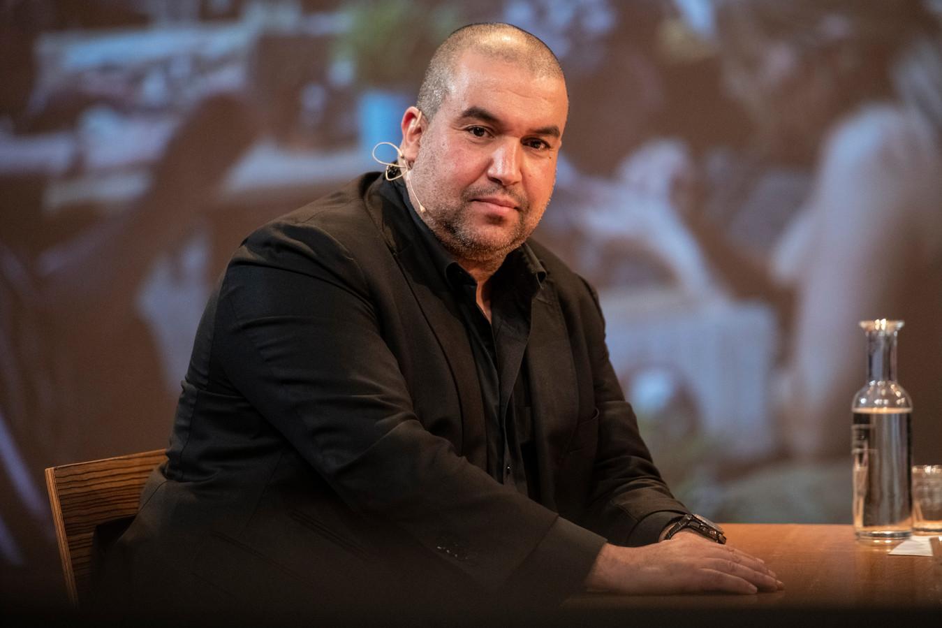 Khalid Oubaha.