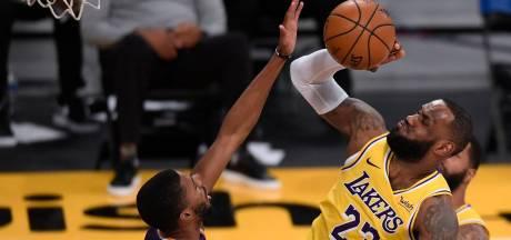 LeBron sneert naar koploper: 'In computerspelletjes speelden we nooit met Utah Jazz'