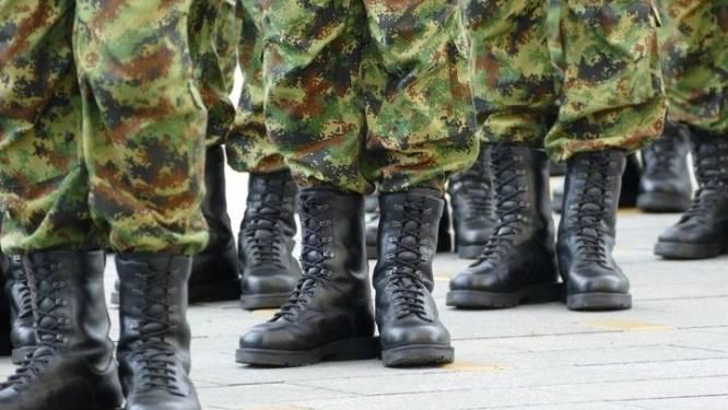 Militairen oefenen ook in de Vlaamse Ardennen