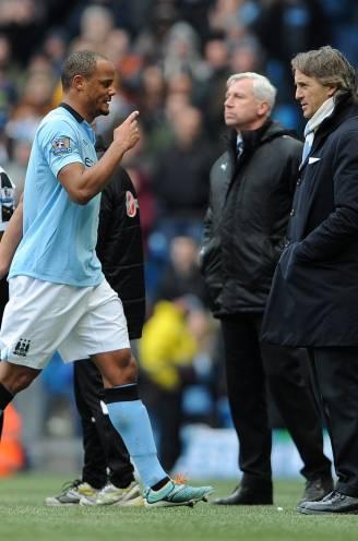 """De Man City-jaren van Italiaans bondscoach Mancini: """"Elke dag brak er een wereldoorlog uit"""""""