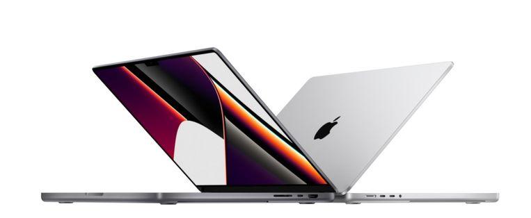 De nieuwe MacBook Pro Beeld Apple
